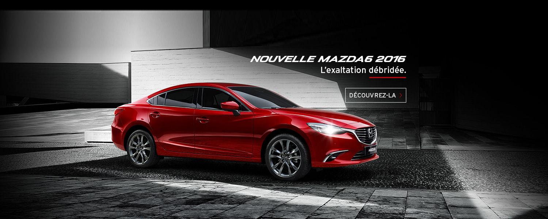 Nouvelle Mazda6 2016