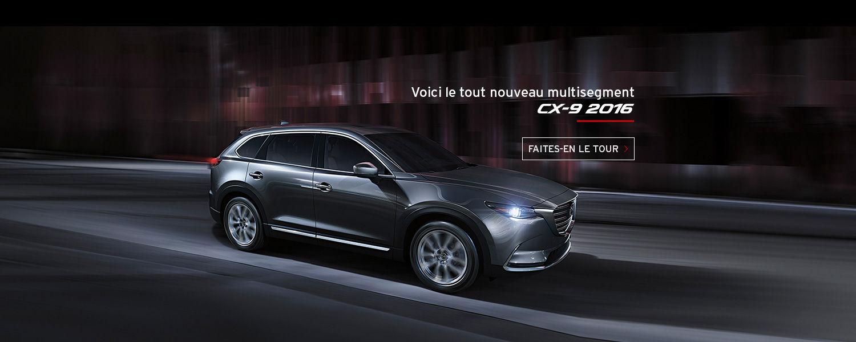 Nouveau CX-9 2016