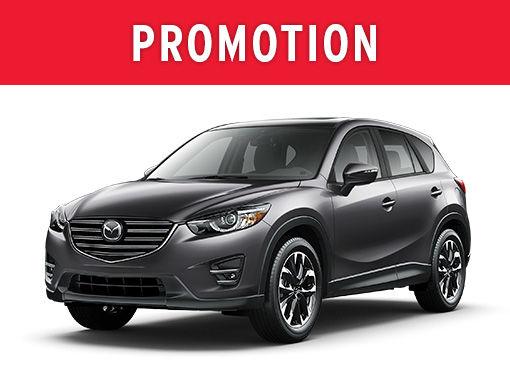 New Mazda CX-5 Deals in Montreal