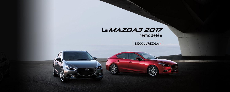 Nouvelle Mazda3 2016
