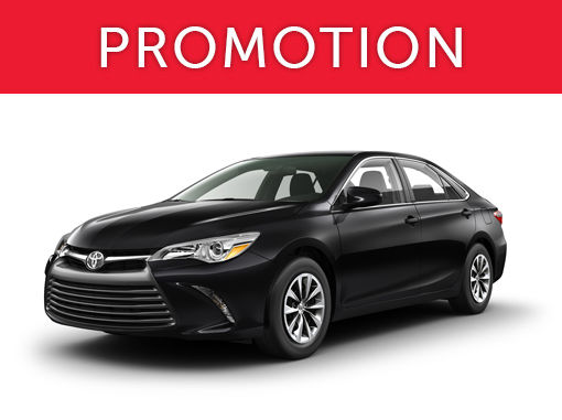 2016 toyota camry xle v6 deal in montreal spinelli toyota lachine promotion in montreal. Black Bedroom Furniture Sets. Home Design Ideas
