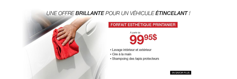Offre Esthetique Nissan