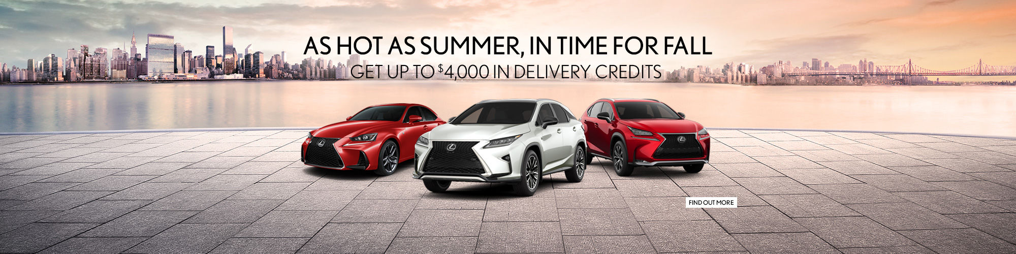 Lexus - September Promo