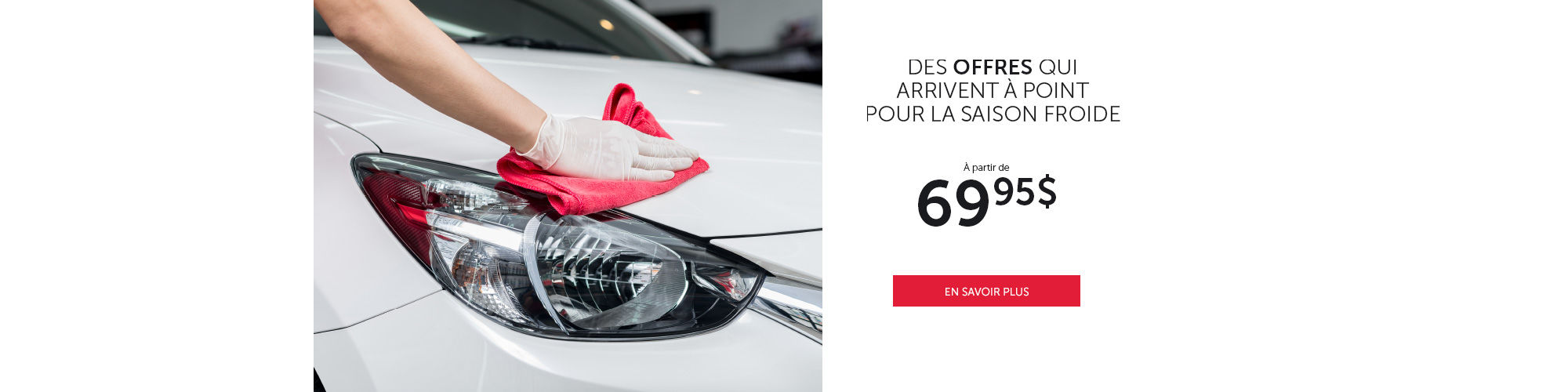 Offres brillantes Toyota