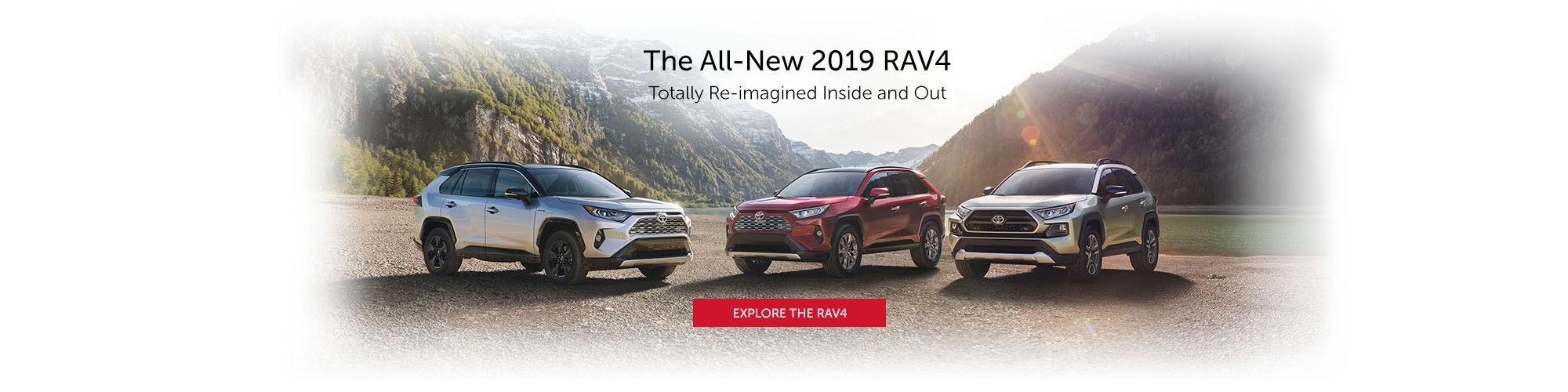 2019 Rav4