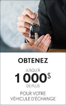Obtenez jusqu'à 1000$ de plus pour votre échange (Lexus)