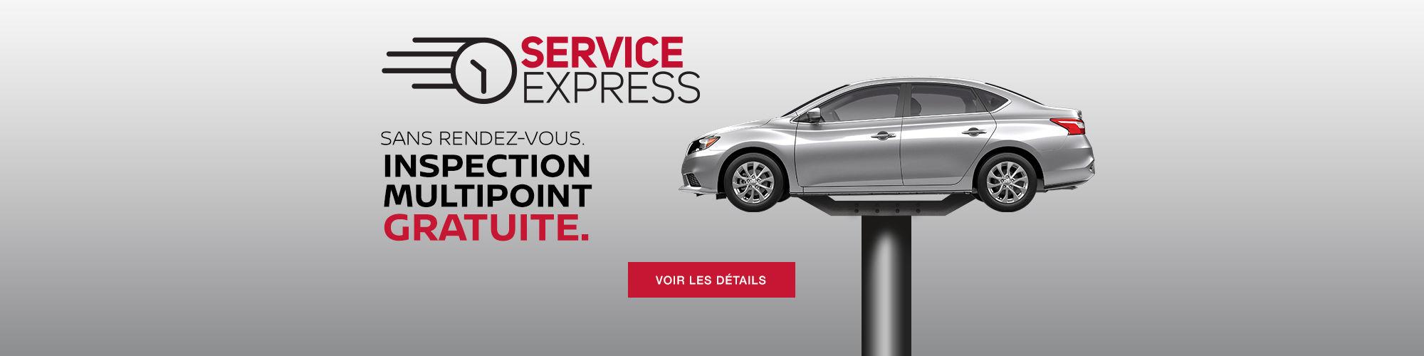 Service Express Nissan