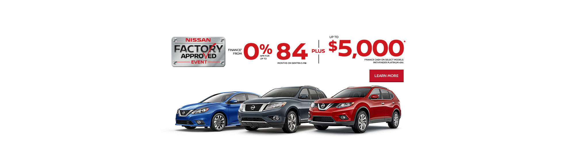 Nissan Factory Approved Event
