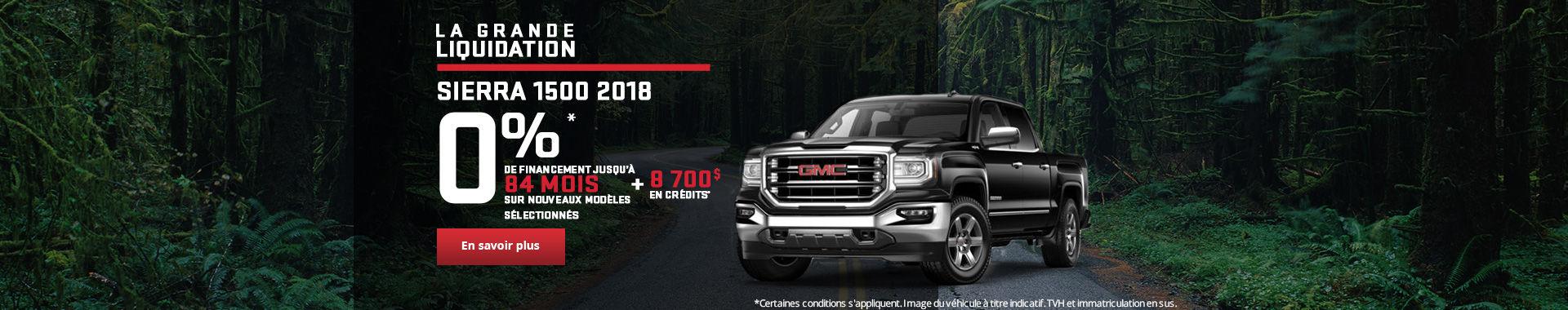 GMC Sierra - Header