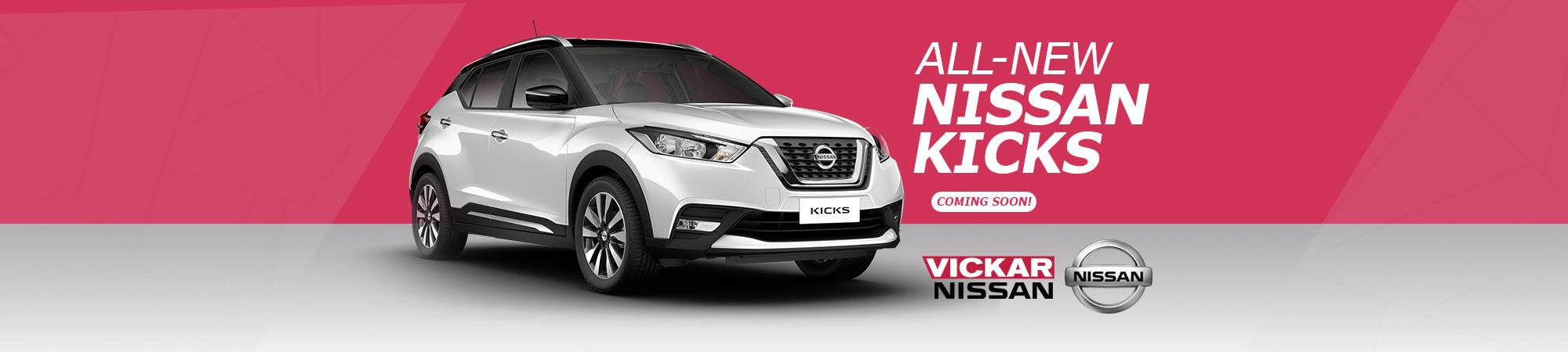 2018 Nissan Kicks -- Coming Soon!