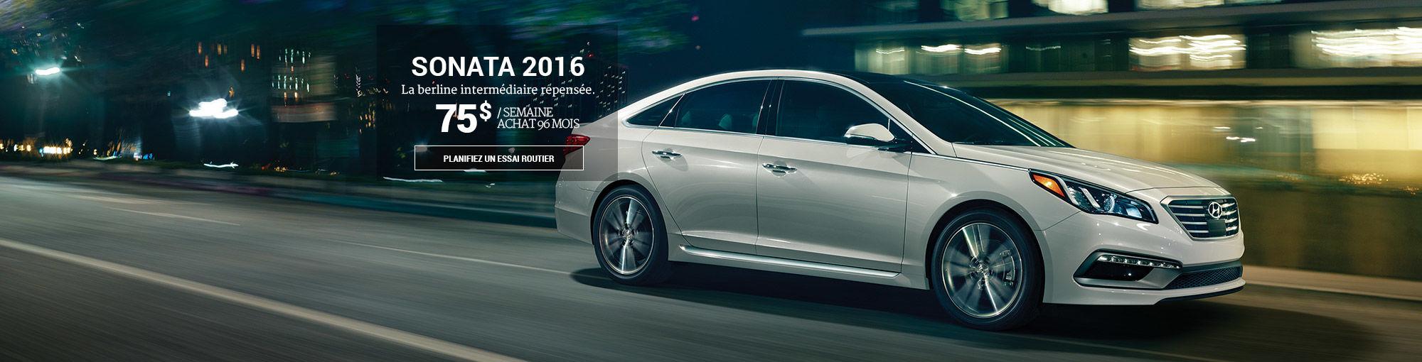 Sonata 2016 - août 2016 - HTR