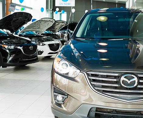 Bienvenue chez Atlantic Mazda