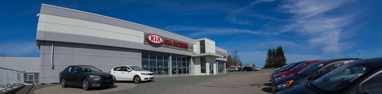 Bienvenue au concessionnaire <span>Mega Kia de Sherbrooke</span>