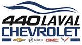 440 Chevrolet Logo