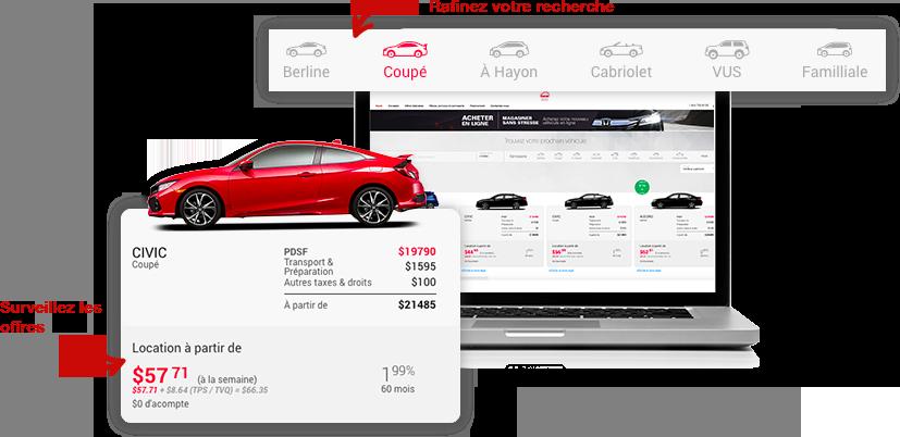 >Configurez un véhicule neuf