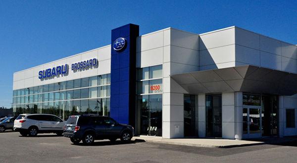 Subaru Brossard