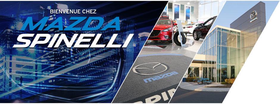 Concessionnaire Mazda à Montréal
