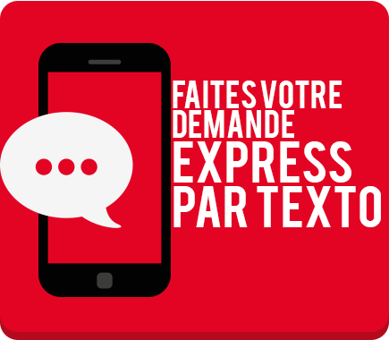 Demande express texto 438-793-8624