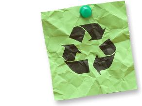 Recyclage du papier et du carton