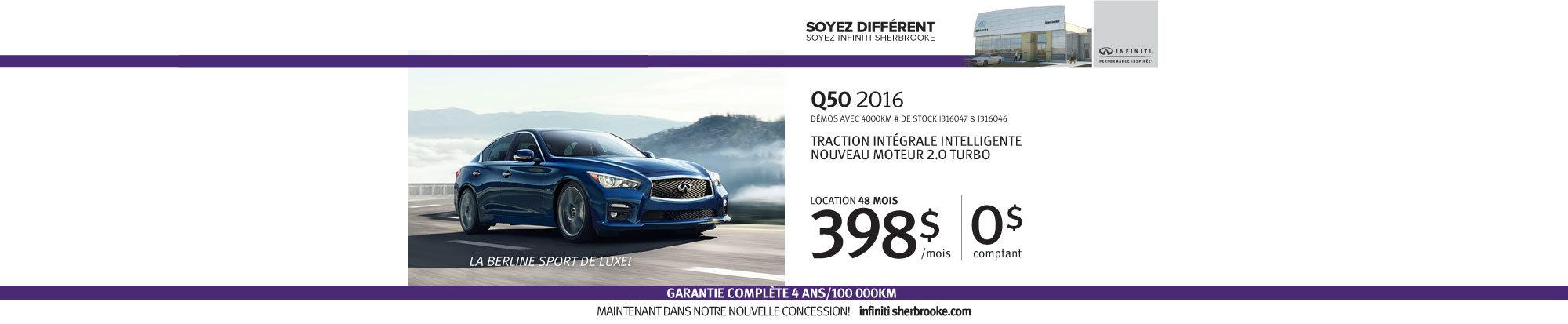 Q50 - Juillet