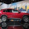 Toyota présente le nouveau RAV4 2019 à New York