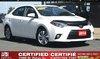 Toyota Corolla LE - ECO 2014