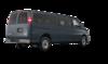 GMC Savana 3500 PASSENGER LT 2017