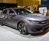 Ottawa Auto Show: 2016 Honda Civic