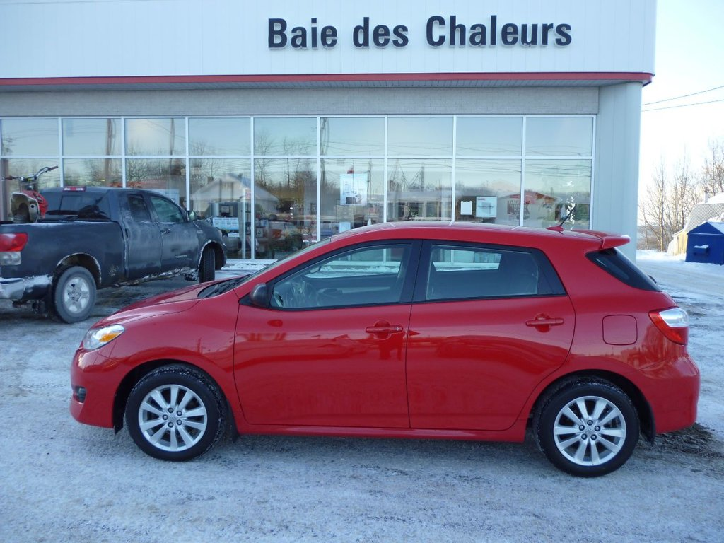 used 2010 toyota matrix touring to sale for 12 in caplan used inventory toyota baie des. Black Bedroom Furniture Sets. Home Design Ideas