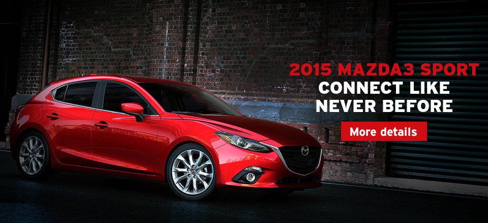 2015 Mazda3 Sport-generique