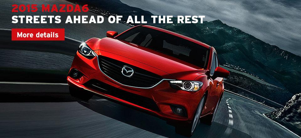 2015 Mazda6 -generique