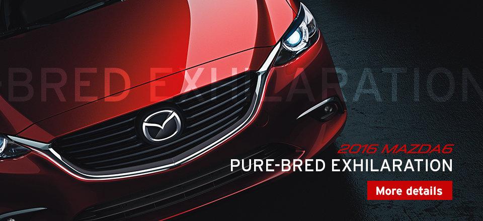 2016 Mazda6 - Generique