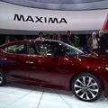 Nissan Maxima 2016 - Le retour de la sportive à quatre portes