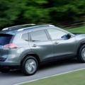 Nissan Rogue: montée en puissance