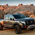 Nissan TITAN Warrior Concept: pousser le TITAN XD à l'extrême