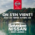 Belvedere Nissan Mont-Laurier