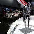 Nissan bien présent au Salon International de l'Auto de Montréal