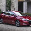 La Nissan LEAF 2018 est la Voiture verte mondiale de l'année