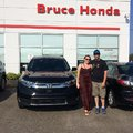 Great service at Bruce Honda!