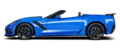 Corvette ZR1 Convertible 1ZR
