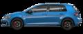 Golf GTI 5-door GTI
