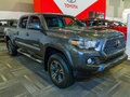 Salon de l'auto d'Ottawa : Toyota Tacoma 2018