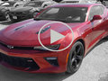 Sculpted to perfection: 2017 Chevrolet Camaro SS