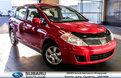 Nissan Versa AUTOMATIQUE, AIR CLIM. MAGS, GR, ELECTRIQUE... 2009