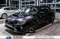 2017 Subaru WRX Sport-tech-Limited Pkg - BAS MILLAGE