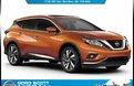 2015 Nissan Murano Platinum AWD, Leather, Nav, Sunroof, Loaded