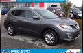 2015 Nissan Rogue SV AWD, Heated Cloth, Sunroof, USB Port, Clean