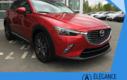 Mazda CX-3 GT, AWD, GPS, CUIR, TOIT 2016