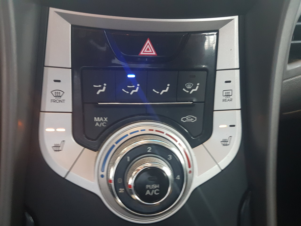 Photo 2011 Hyundai Elantra gls