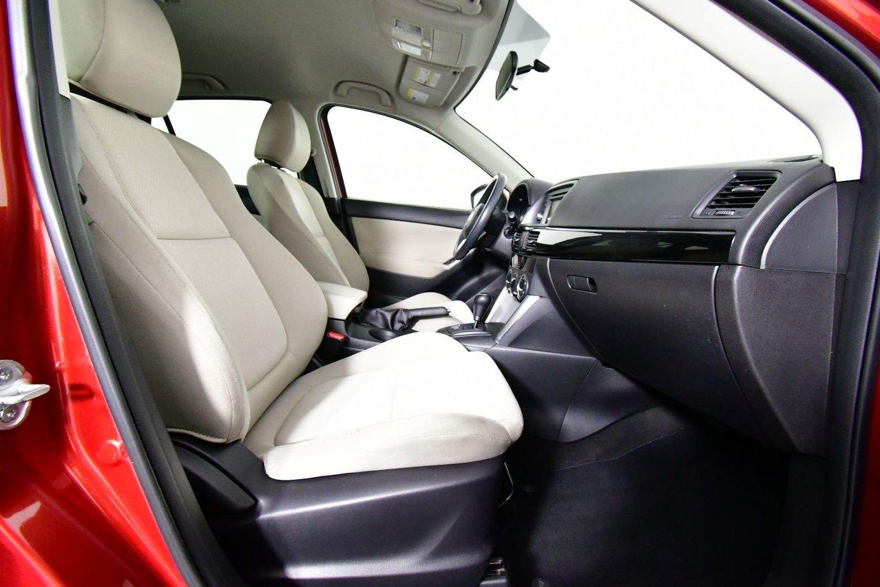 Photo 2013 Mazda CX-5 Heated mirrors. Luxury styling.